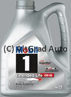 EXTENDED LIFE 10W-60