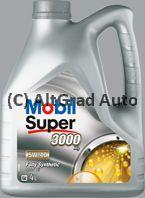 Mobil Super 3000 5W-40